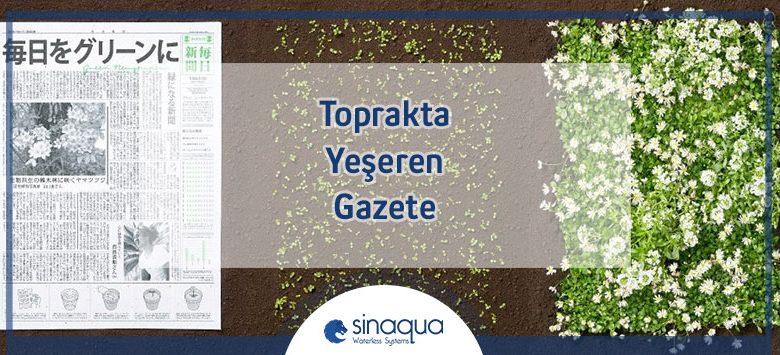 Toprakta Yeşeren Gazete